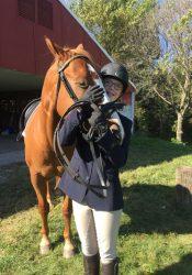 Timber Ridge Pony Club member