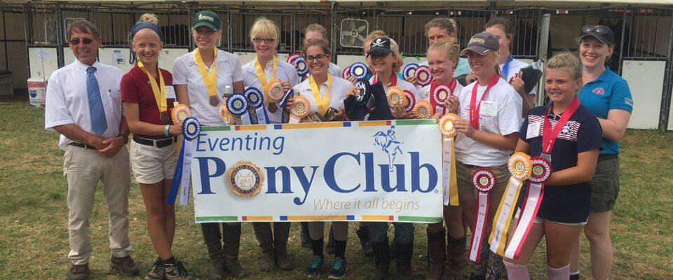 Pony Club Eventing Champs